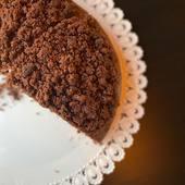 Krtková torta u nás moc dlho nevydržala🍰 Určite ju ešte budeme mať, takže tí čo nestihli ochutnať dostanú druhu možnosť.  #vegancake