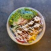 Už ste ochutnali našu novinku Falafel bowl ? 🌱 Objednajte si priamo u nás v bistre alebo na ☎️ 0950 70 70 15☎️ #vegan #falafel #veganfood