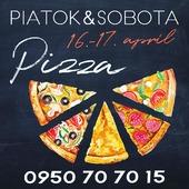 PIZZA PLANTÁŽ 🍕🧀 už tento PIATOK aj SOBOTU ✅  Ponuku PIZZE už teraz nájdete na našom webe 🛒https://alacarte.plantaz.sk/  Tešíme sa na víkend s pizzou a s Vami! 🥳😋