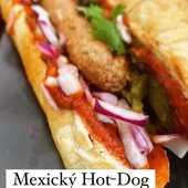 Mexický HOT-DOG #novinka #PlantazBistro #plantbased #dnesjem #LetnaPonuka #hotdog #veganhotdog #sausage #mexican #MestoMartin
